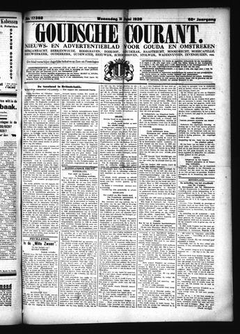 Goudsche Courant 1930-06-11