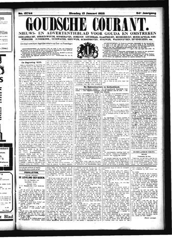 Goudsche Courant 1925-01-13