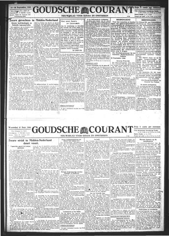 Goudsche Courant 1944-09-22