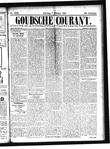 Goudsche Courant 1920-02-07