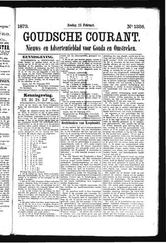 Goudsche Courant 1873-02-23