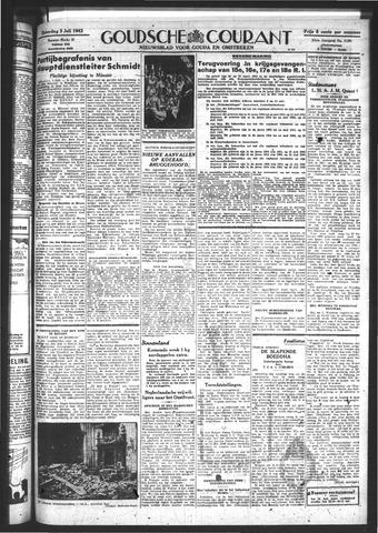 Goudsche Courant 1943-07-03