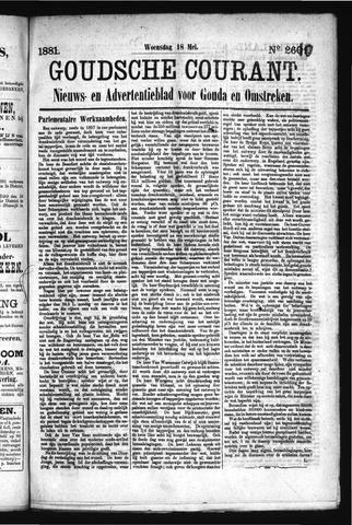 Goudsche Courant 1881-05-18