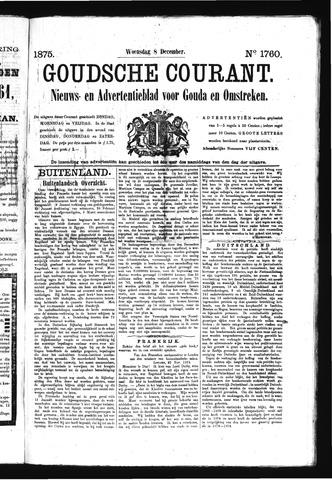 Goudsche Courant 1875-12-08