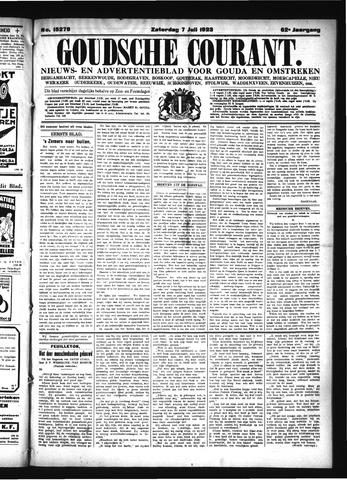 Goudsche Courant 1923-07-07