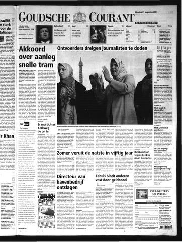 Goudsche Courant 2004-08-31