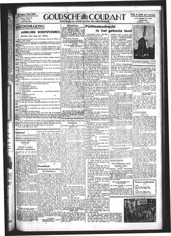 Goudsche Courant 1943-05-01