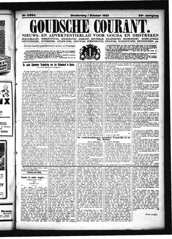 Goudsche Courant 1925-10-01