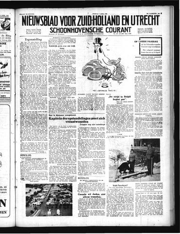 Schoonhovensche Courant 1950-04-07