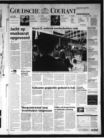 Goudsche Courant 2004-04-15