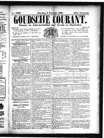 Goudsche Courant 1899-02-06