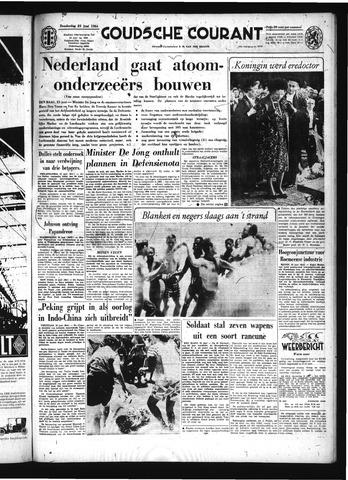 Goudsche Courant 1964-06-25