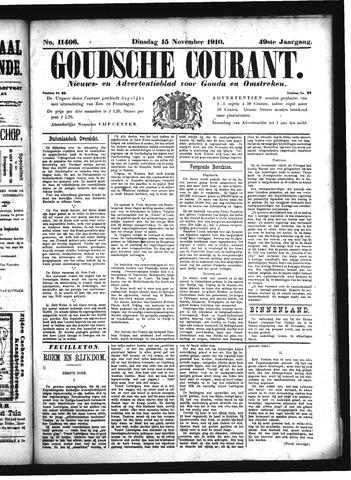 Goudsche Courant 1910-11-15