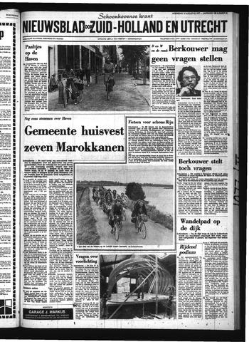 Schoonhovensche Courant 1977-08-10