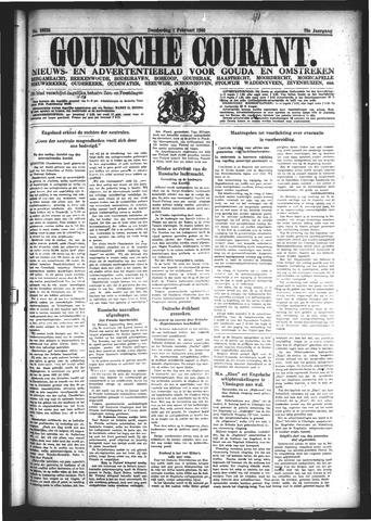 Goudsche Courant 1940-02-01