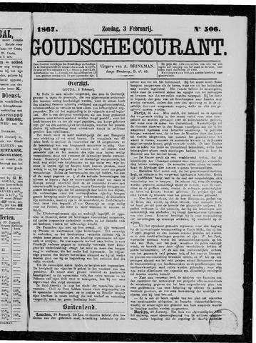 Goudsche Courant 1867-02-03