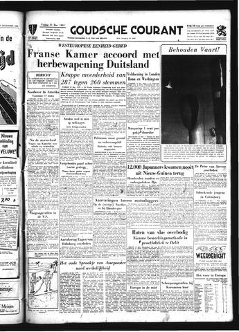 Goudsche Courant 1954-12-31