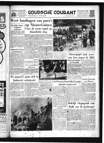 Goudsche Courant 1962-06-30