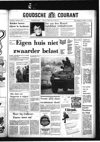 Goudsche Courant 1977-09-15