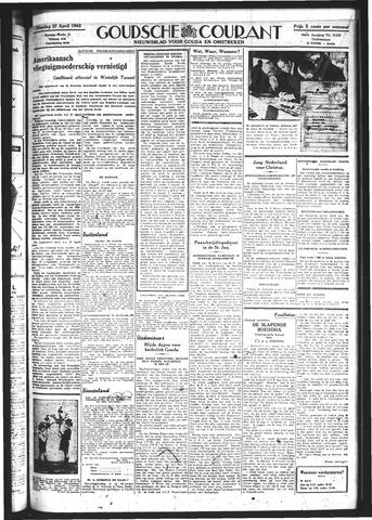 Goudsche Courant 1943-04-27