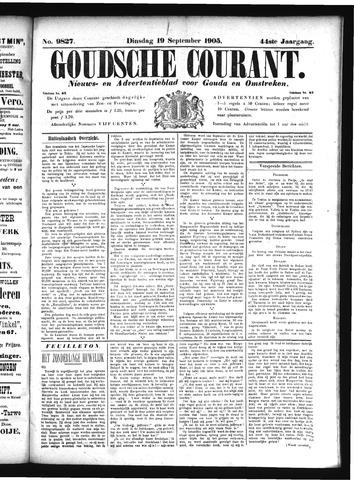 Goudsche Courant 1905-09-19