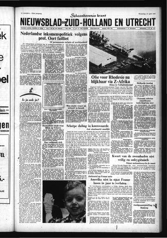 Schoonhovensche Courant 1966-04-13