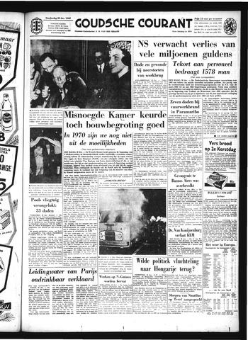 Goudsche Courant 1962-12-20