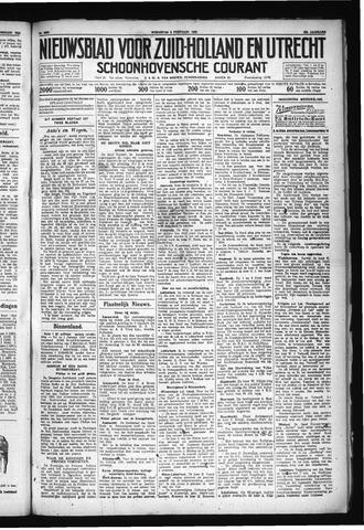 Schoonhovensche Courant 1930-02-05