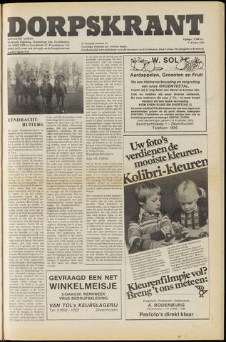 Dorpskrant 1979-10-05