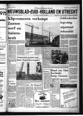 Schoonhovensche Courant 1974-12-23