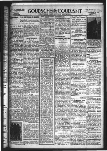 Goudsche Courant 1943-08-17
