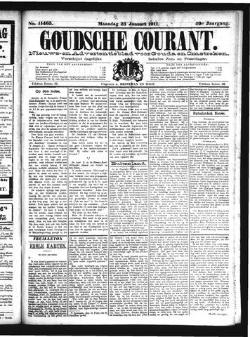 Goudsche Courant 1911-01-23