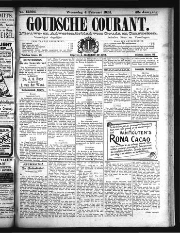 Goudsche Courant 1914-02-04