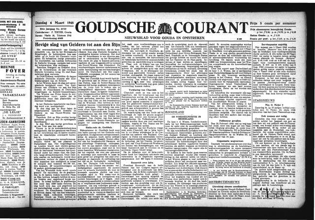 Goudsche Courant 1945-03-06