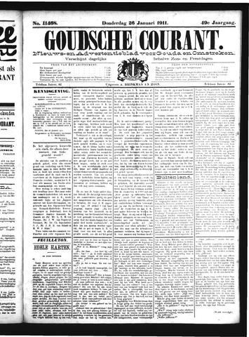Goudsche Courant 1911-01-26