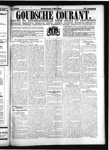 Goudsche Courant 1933-05-11