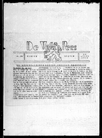 De Vrije Pers 1945-04-23