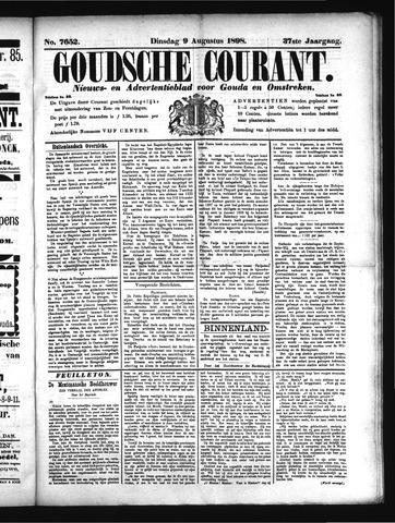 Goudsche Courant 1898-08-09