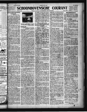 Schoonhovensche Courant 1944-07-18