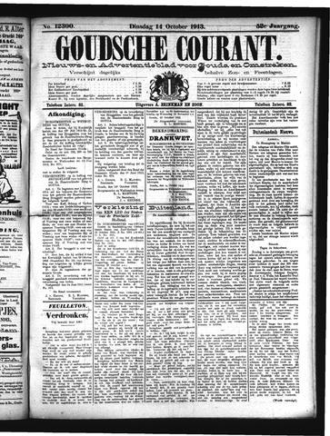 Goudsche Courant 1913-10-14