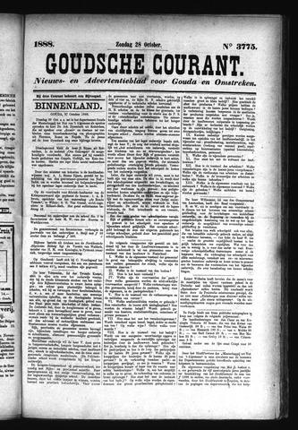 Goudsche Courant 1888-10-28