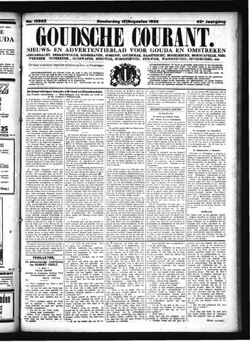 Goudsche Courant 1925-08-13