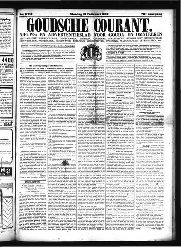 Goudsche Courant 1932-02-16