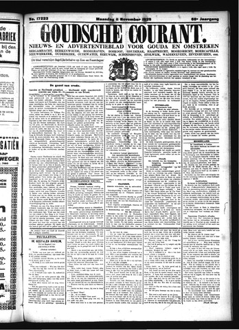 Goudsche Courant 1929-11-11