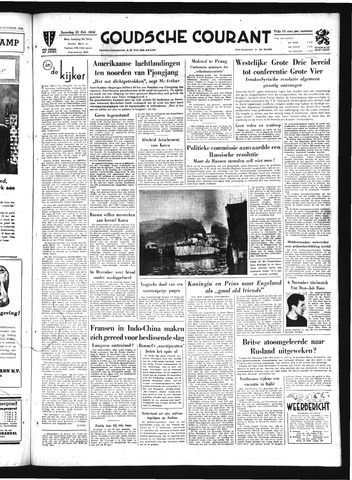 Goudsche Courant 1950-10-21