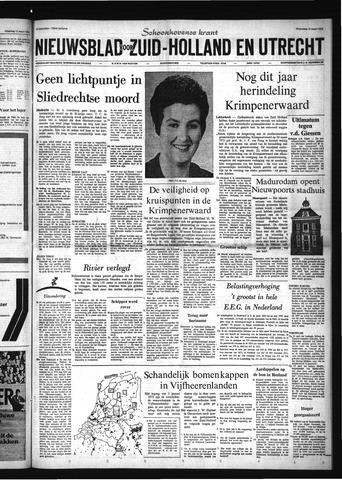 Schoonhovensche Courant 1973-03-14