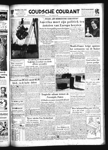 Goudsche Courant 1954-09-01