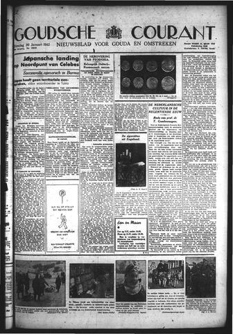 Goudsche Courant 1942-01-20