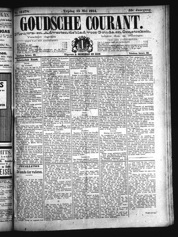 Goudsche Courant 1914-05-15