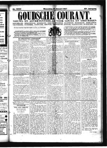 Goudsche Courant 1927-01-15